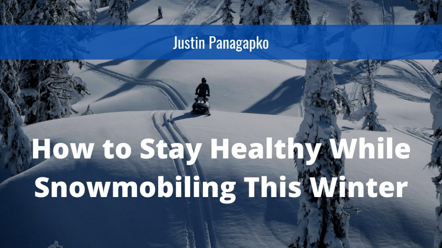 """How to Stay Healthy While Snowmobiling This WinterShall""""   A a A BE TH A  RRC  BTN         : Snowmobiling Cy"""