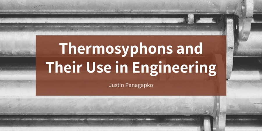 rs  oo Thermosyphons and he  Their Use in Engineering