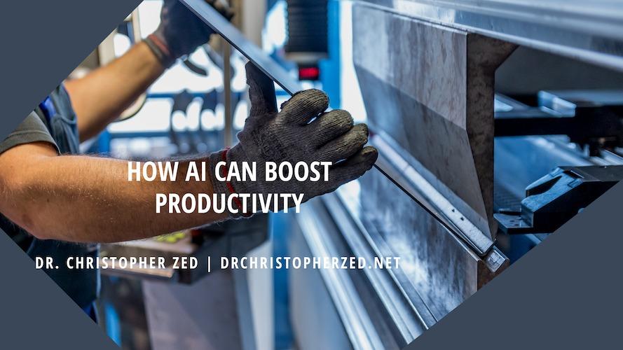 How AI Can Boost Productivityml