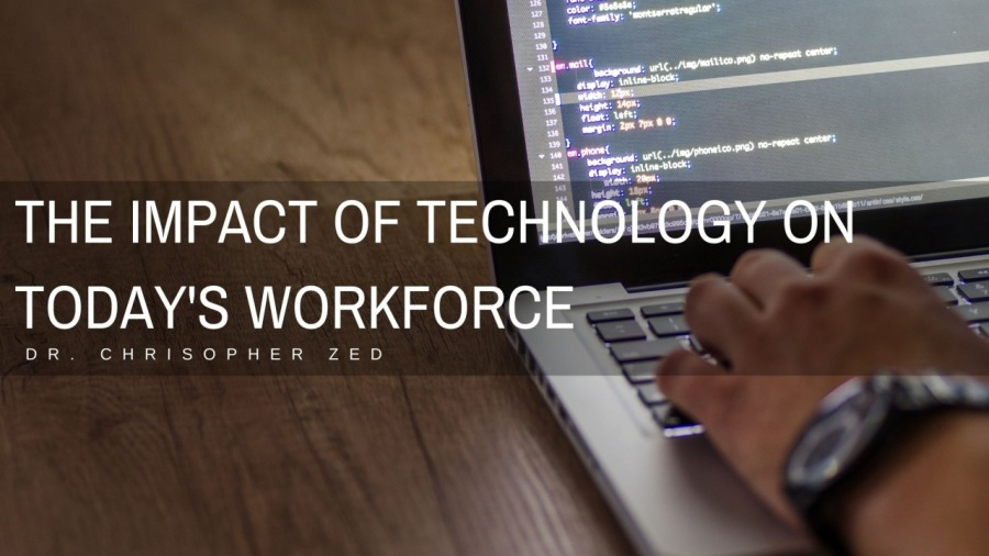 wa THE IMPACT OF TECHNOEOG - TODAY'S JsaLGy Es Gp nl: a.