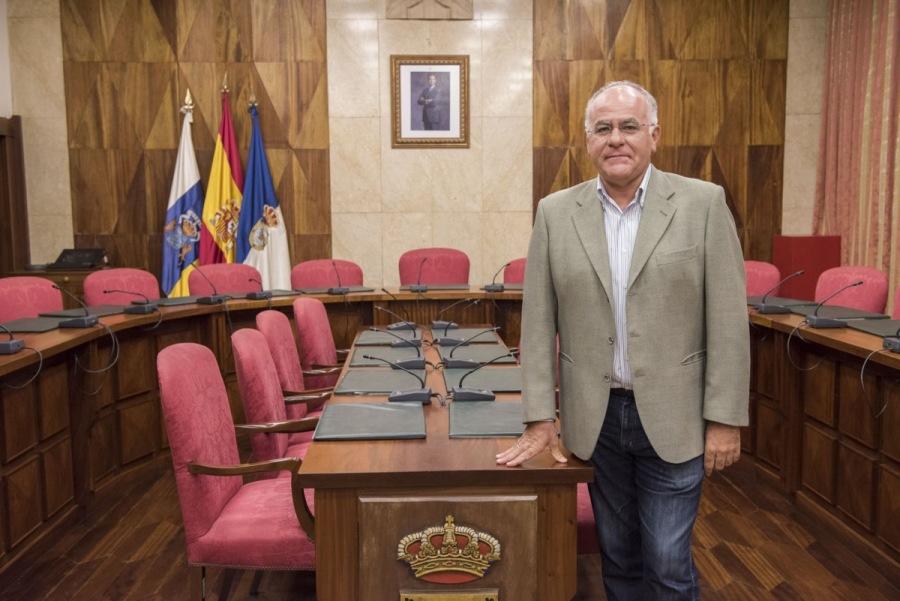 El Consejo Insular de Aguas continúa trabajando para garantizar el abastecimiento en Tazacorte.