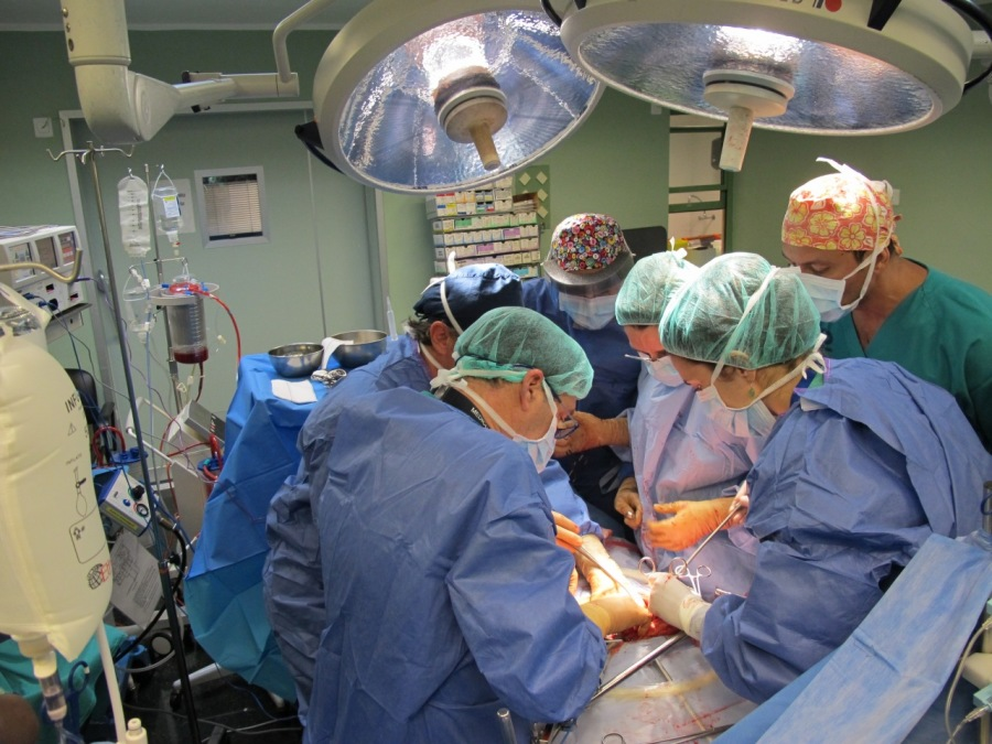 Sanidad bate su récord de trasplantes de órganos al realizar 196 a lo largo de 2020.