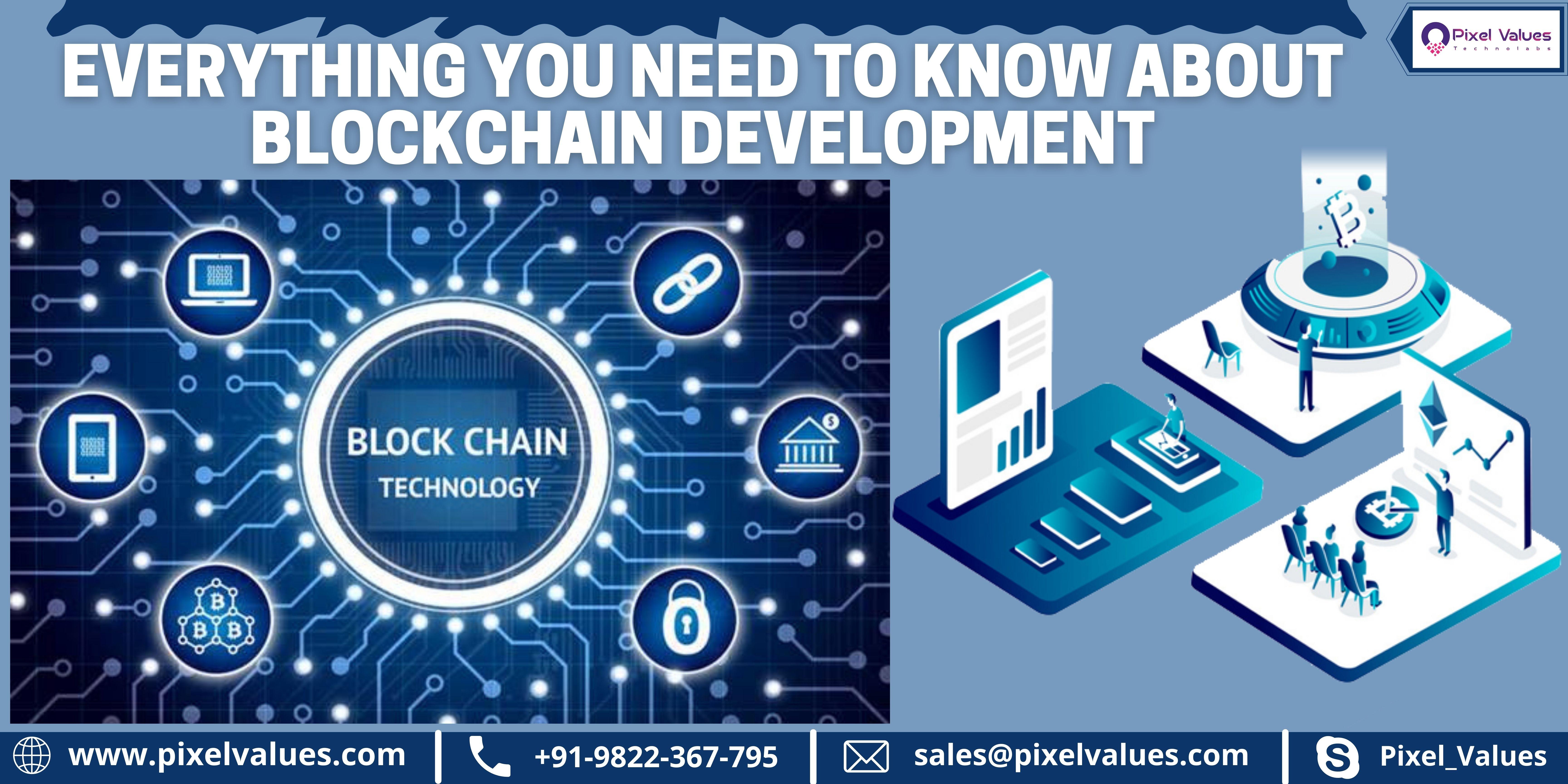 BLOCK CHAIN |} TECHNOLOGY /     &) www.pixelvalues.com | +91-9822-367-795 DK] sales@pixelvalues.com