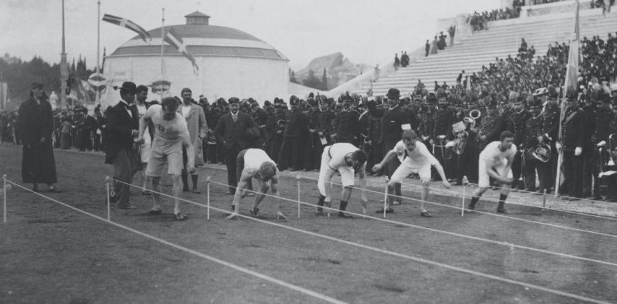 125 AÑOS DE AQUELLOS PRINTORESCOS PRIMEROS JUEGOS OLÍMPICOS DE LA ERA MODERNA