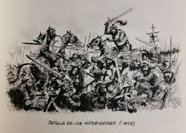 AGOSTO DE 1462, LA SURREALISTA RECONQUISTA DE GIBRALTAR