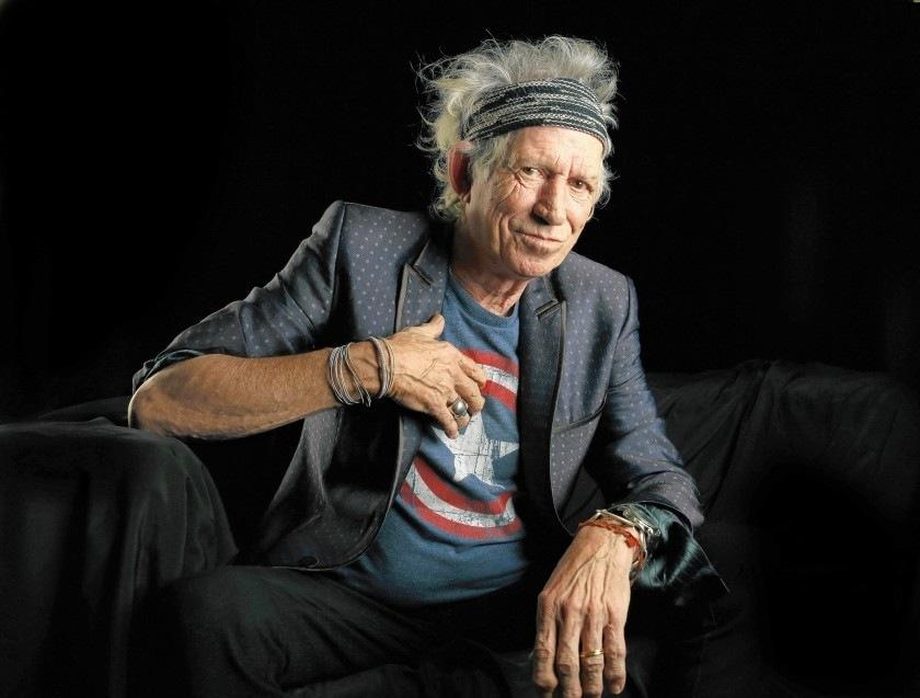KEITH RICHARDS, 77 AÑAZOS. LAS VECES QUE ESTUVO AL BORDE DE LA MUERTE