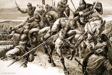 LA CABALGADA HACIA LA MUERTE DE BERMUDO III, REY DE LEÓN