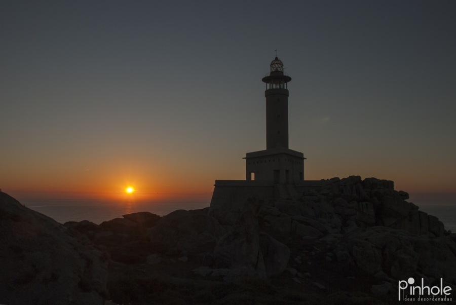 Lugares. Faro de Punta Nariga