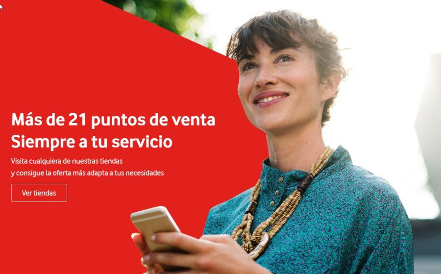 Mas de 21 puntos de venta Siempre a tu servicio  Visita cualquiera de nuestra tienda y consigue La oferta més adapta a tus necesidades  RT      Pe