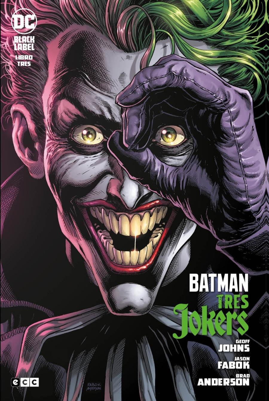 Batman: Tres Jokers: La broma exhumada