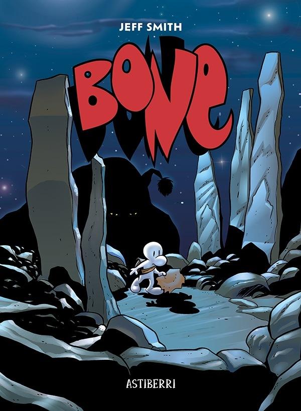 Bone: Aventura para niños y niñas de todas las edades