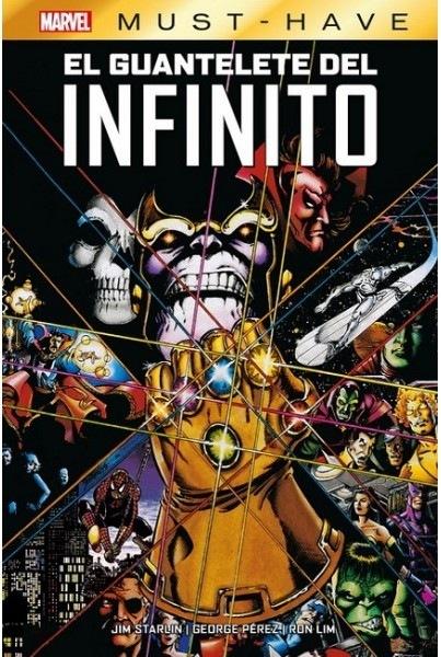 El Guantelete del Infinito: El poder absoluto de Marvel