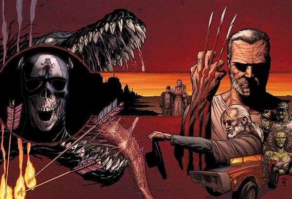 El viejo Logan: De vuelta al final
