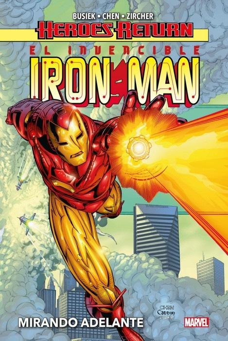 Iron Man de Kurt Busiek: Reforjando la Leyenda