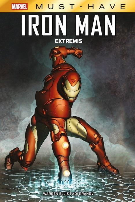 Iron Man: Extremis- Actualizando al Hombre de HierroMl MUST-HAVE  IRON MAN  EXTREMIS  » ep