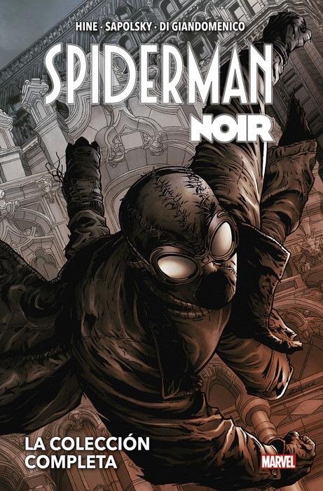 Marvel Noir: Retorno al pasadoCo B= ANAS ie Y - ps