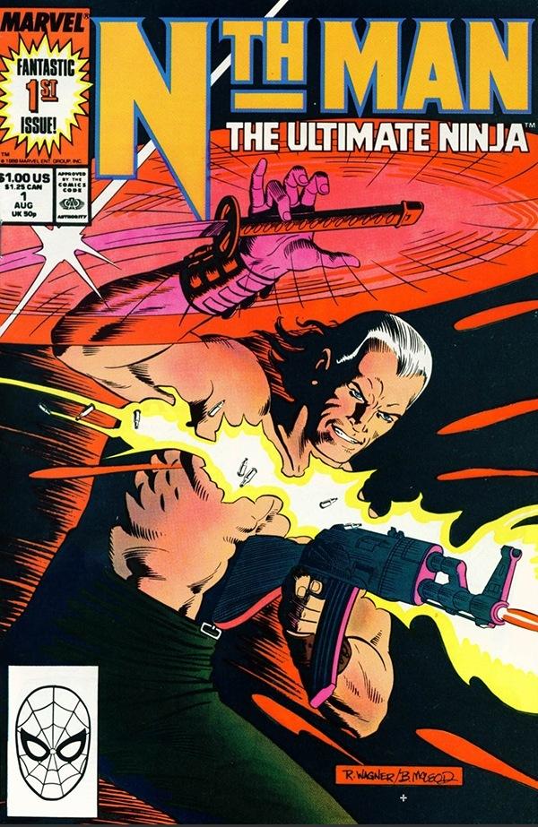 Nth Man: De ninjas, cómics y IIIª guerras mundiales