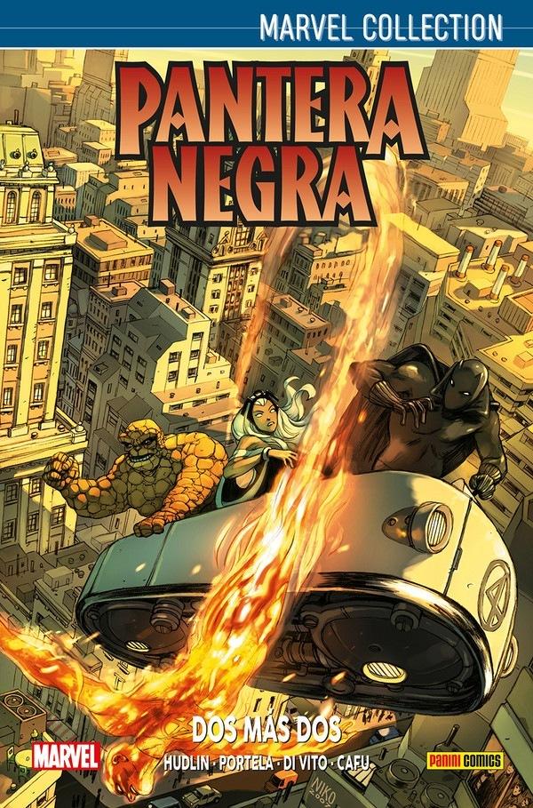 Pantera Negra: El reinado de HudlinLEISURE]