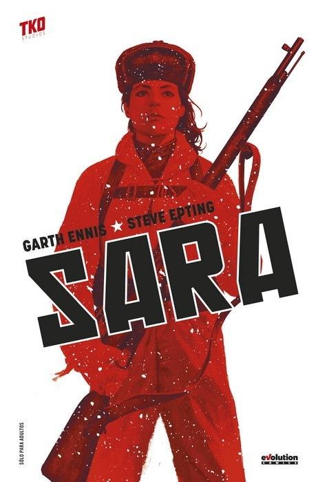 Sara: La guerra a través de la mirilla.