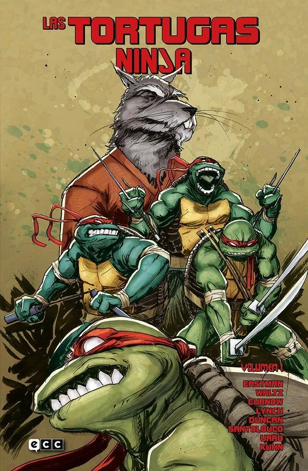Tortugas Ninja: Nuevos comienzos, viejas virtudes