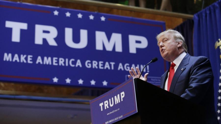 Make America Great Again: un producto de éxitoES  BEE Er  TT. *  MAKE AMERICA Ld TV AG  Va * * * » 4 ( . uf