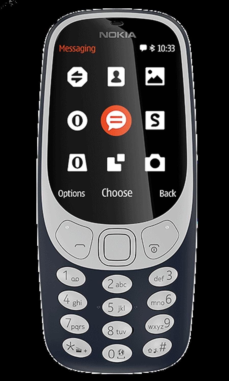 NOKIA Messaging LE BE]  OB MN  OM(= Bl  ne 0  options Choose [F104