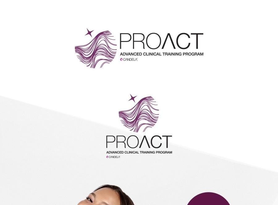 365studio desarrolla la nueva identidad visual PROACT para Movedesign y Candela MedicalPROACT