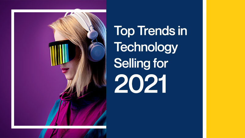 Top Trends in #7] Technology Selling for  {074  IY