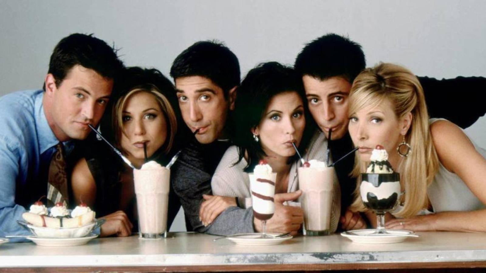 Friends' (Netflix): 16 millones de episodios se ven al día en todo el mundo