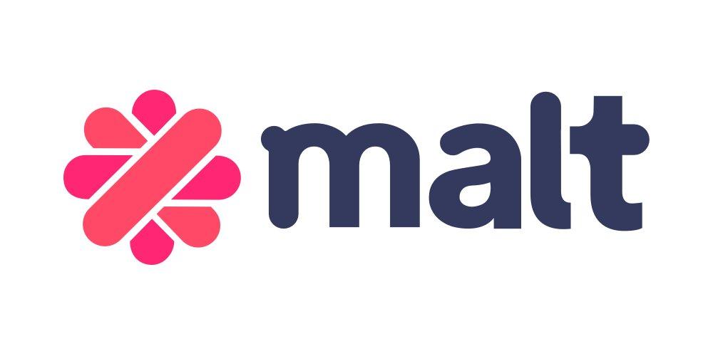 Michaël Lescoutre en Twitter: &quot;Hopwork becomes Malt! If you want the new  logo it&#39;s juste here : https://t.co/FeVaf0P0Kq - @malt_FR  <a class=Zzmalt